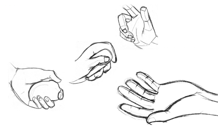 hand-sketches
